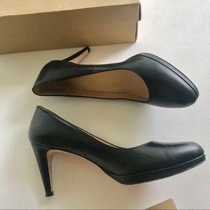Cole Haan Shoes - Cole Haan Valeria Pump II Black Leather Size 8.5